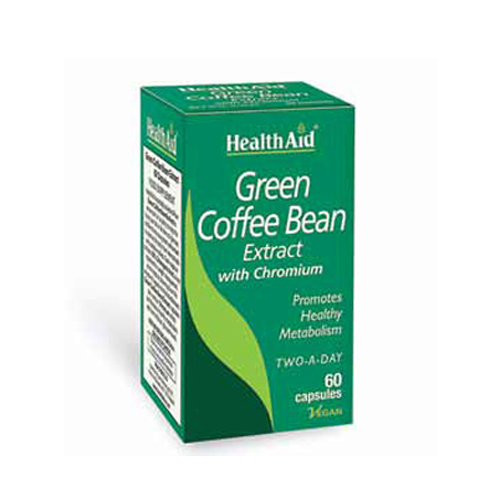 GREEN COFFEE BEAN EXTRACT 60caps