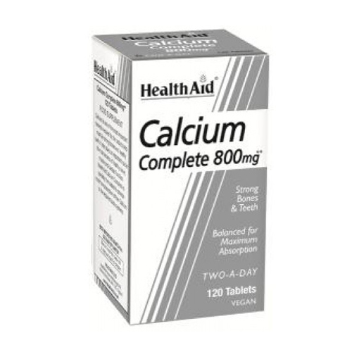 Balanced Calcium Complete 800mg tablets 120's