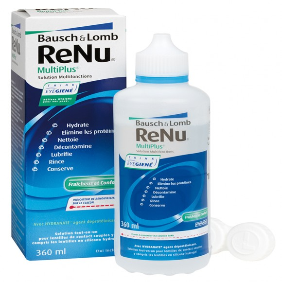 Renu MultiPlus 360ml pack flacon etui