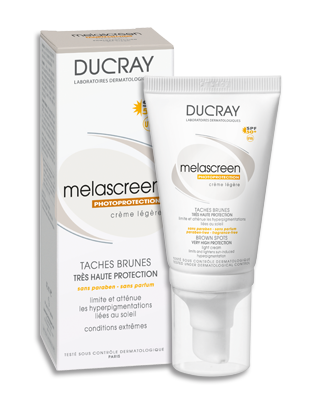 Melascreen brown spots light cream SPF 50+