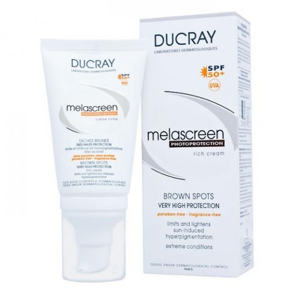 melascreen brown spots rich cream spf50