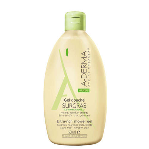 GEL DOUCHE SURGRAS 500ml