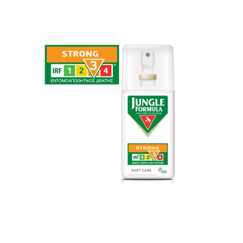 Jungle Strong Soft Care 75ml