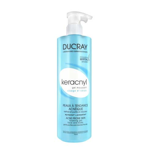 KERACNYL GEL MOUSSANT 400ml