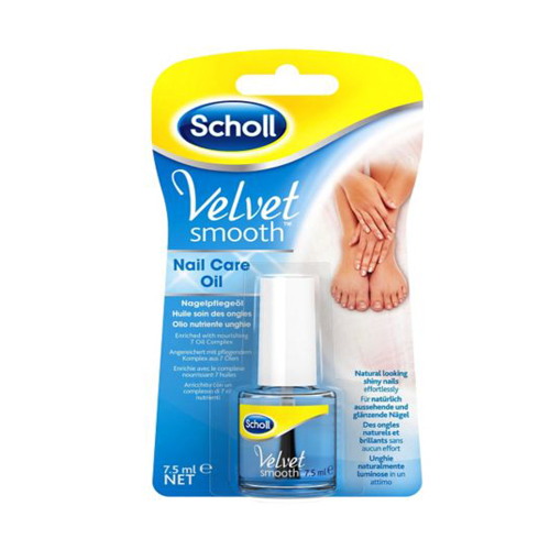 Dr Scholl Velvet Smooth Nail Care Oil 7