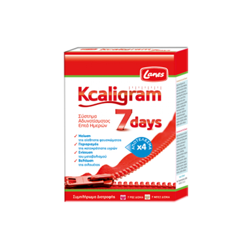 Kcaligram 7Days